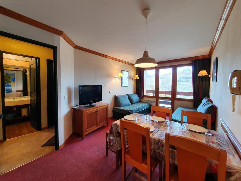 Vacances en montagne Appartement 2 pièces 5 personnes (216) - Résidence le Rami - Montchavin La Plagne