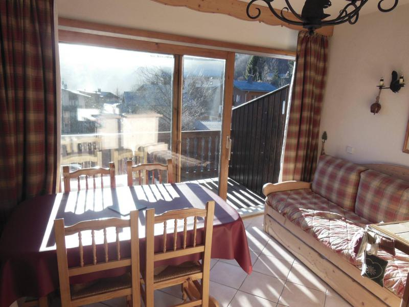 Vacances en montagne Appartement duplex 2 pièces 3-5 personnes (406CL) - Résidence le Reclaz - Champagny-en-Vanoise - Logement