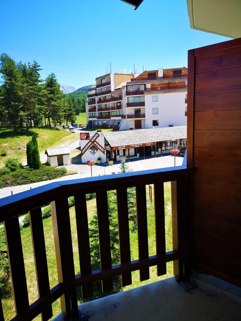 Wakacje w górach Apartament 2 pokojowy 4 osób (439) - Résidence Le Relais - La Joue du Loup - Balkon