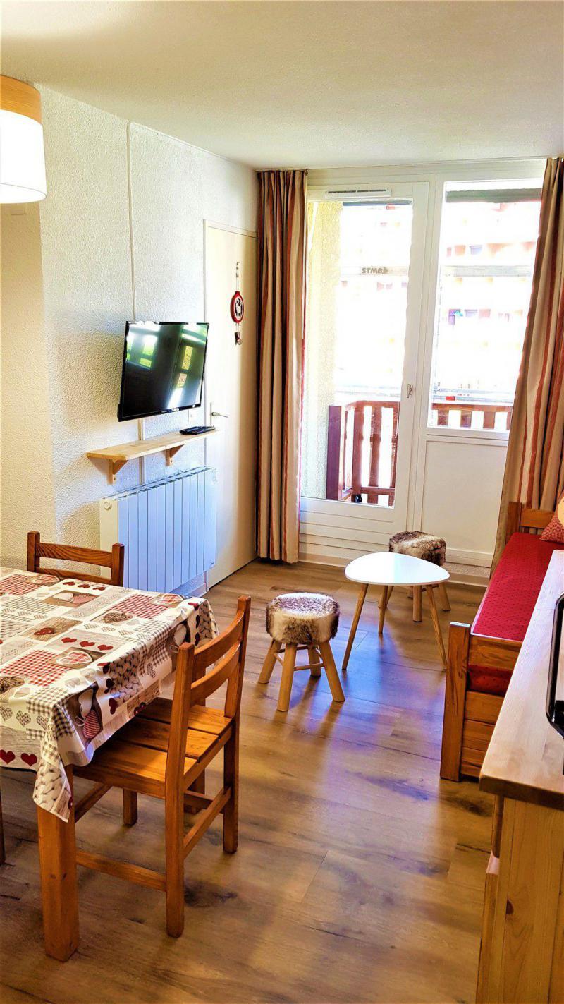Wakacje w górach Apartament 2 pokojowy 4 osób (439) - Résidence Le Relais - La Joue du Loup - Jadalnia
