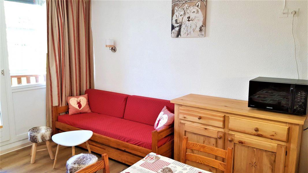 Wakacje w górach Apartament 2 pokojowy 4 osób (439) - Résidence Le Relais - La Joue du Loup - Pokój gościnny