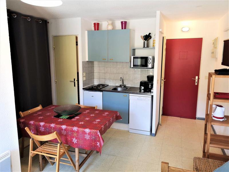 Wakacje w górach Apartament 2 pokojowy 4 osób (446) - Résidence Le Relais - La Joue du Loup - Jadalnia