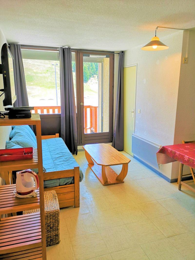 Wakacje w górach Apartament 2 pokojowy 4 osób (446) - Résidence Le Relais - La Joue du Loup - Pokój gościnny