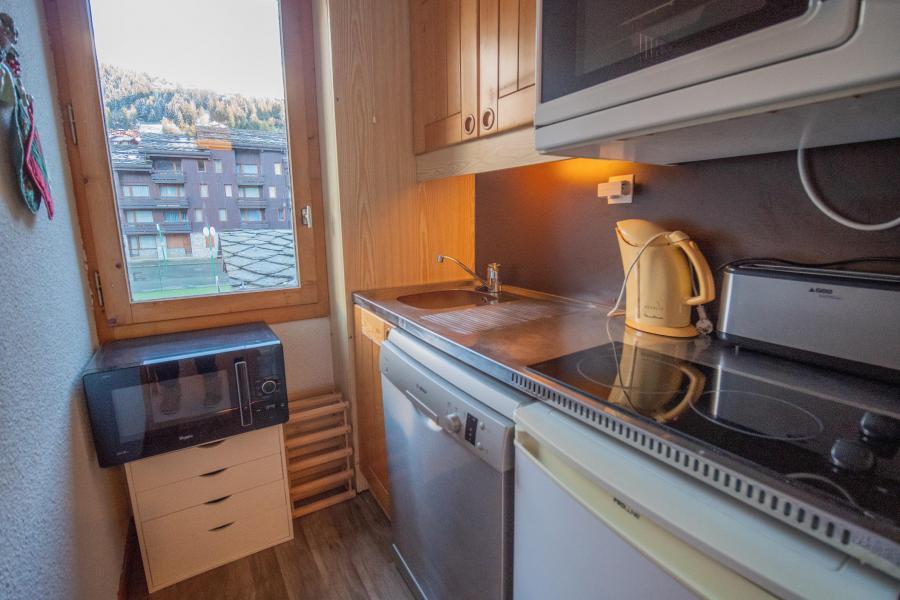 Vacances en montagne Appartement 2 pièces 4 personnes (009) - Résidence le Riondet - Valmorel