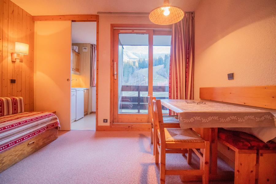 Vacances en montagne Appartement 2 pièces 4 personnes (035) - Résidence le Riondet - Valmorel