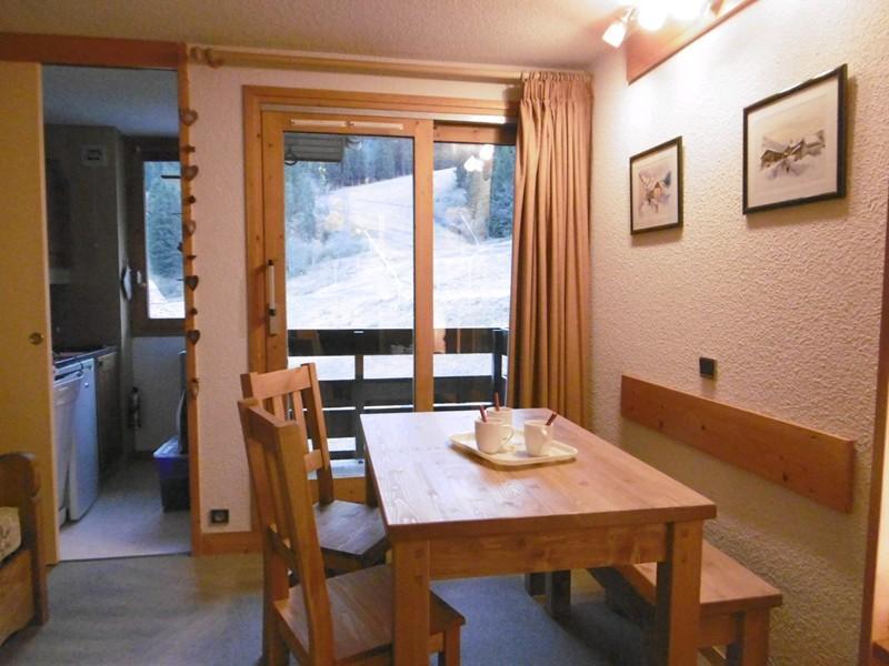 Vacaciones en montaña Apartamento 2 piezas para 4 personas (046) - Résidence le Riondet - Valmorel - Alojamiento