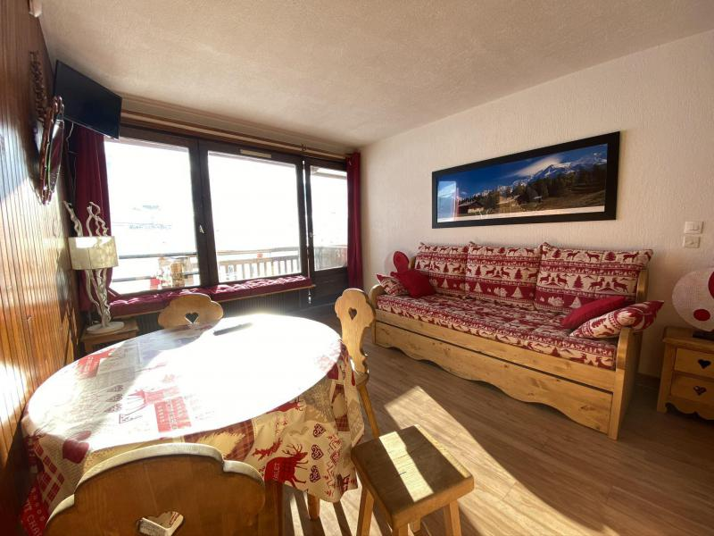 Holiday in mountain resort Studio 4 people (11) - Résidence le Roc de Peclet 1 - Val Thorens