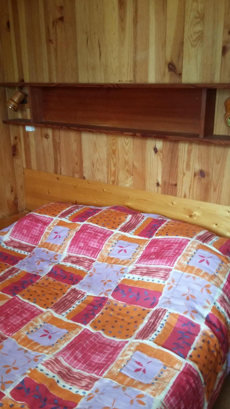 Holiday in mountain resort 2 room apartment 6 people (2K) - Résidence le Rocher Saint Pierre - Valloire - Double bed