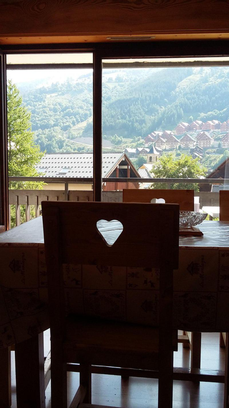 Holiday in mountain resort 2 room apartment 6 people (2K) - Résidence le Rocher Saint Pierre - Valloire