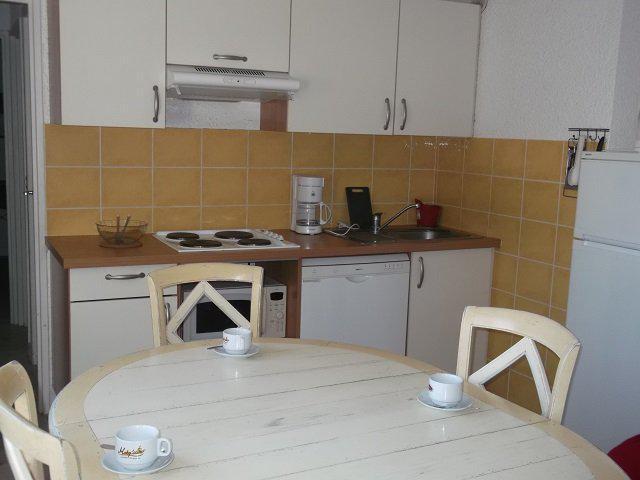 Vakantie in de bergen Appartement 2 kamers 6 personen (39A) - Résidence le Rond Point des Pistes I - Orcières Merlette 1850