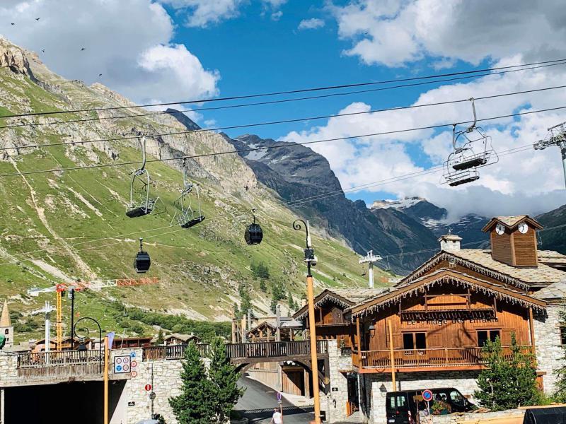 Wakacje w górach Apartament 2 pokojowy 4 osób (19) - Résidence le Rond-Point des Pistes III - Val d'Isère