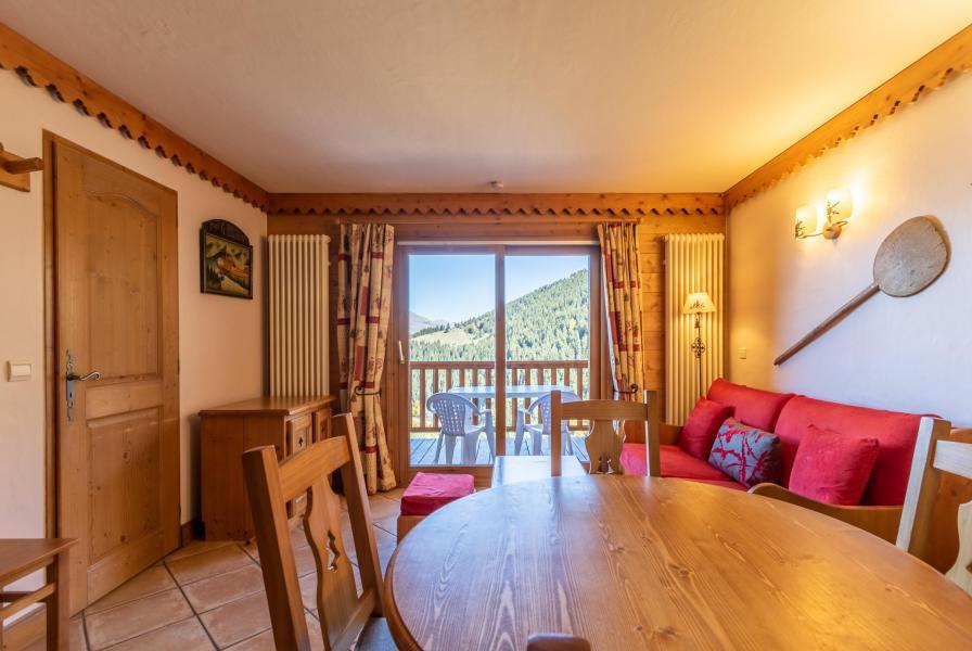 Vacaciones en montaña Apartamento 3 piezas para 4 personas (B41) - Résidence le Roselend - Les Arcs - Alojamiento