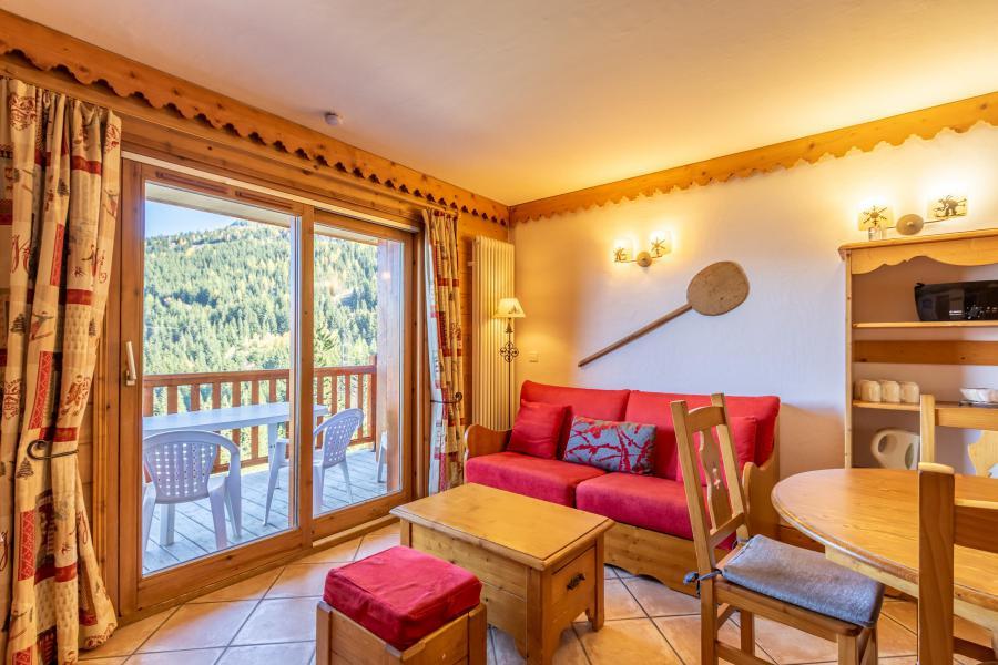 Vacaciones en montaña Apartamento 3 piezas para 4 personas (B41) - Résidence le Roselend - Les Arcs - Estancia
