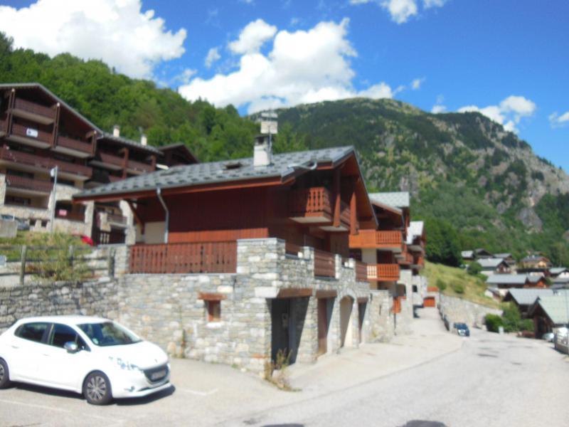 Vacances en montagne Résidence le Roselin - Champagny-en-Vanoise