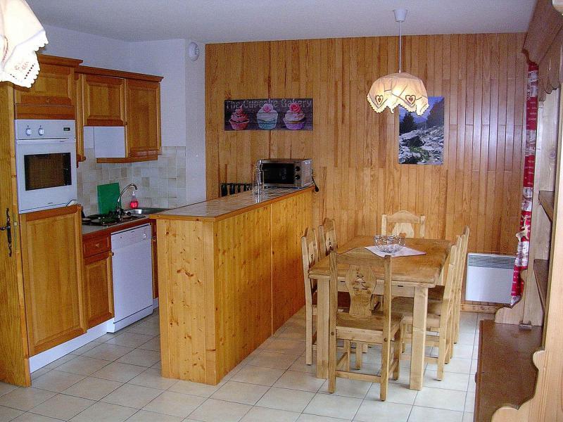 Vacances en montagne Appartement 4 pièces 8 personnes (01BCL) - Résidence le Roselin - Champagny-en-Vanoise - Kitchenette