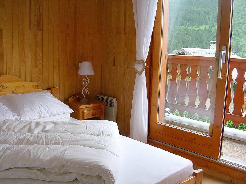 Vacances en montagne Appartement 4 pièces 8 personnes (01BCL) - Résidence le Roselin - Champagny-en-Vanoise - Lit double