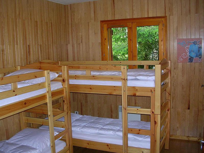 Vacances en montagne Appartement 4 pièces 8 personnes (01BCL) - Résidence le Roselin - Champagny-en-Vanoise - Lits superposés