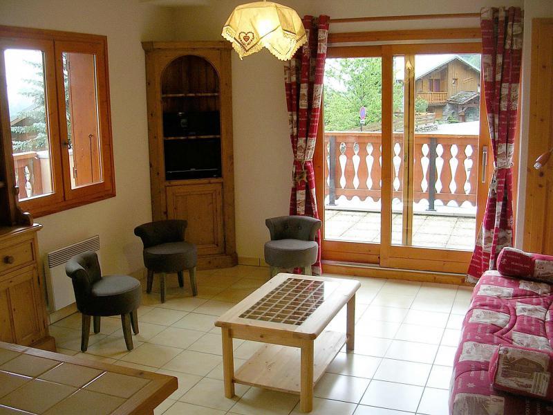 Vacances en montagne Appartement 4 pièces 8 personnes (01BCL) - Résidence le Roselin - Champagny-en-Vanoise - Séjour