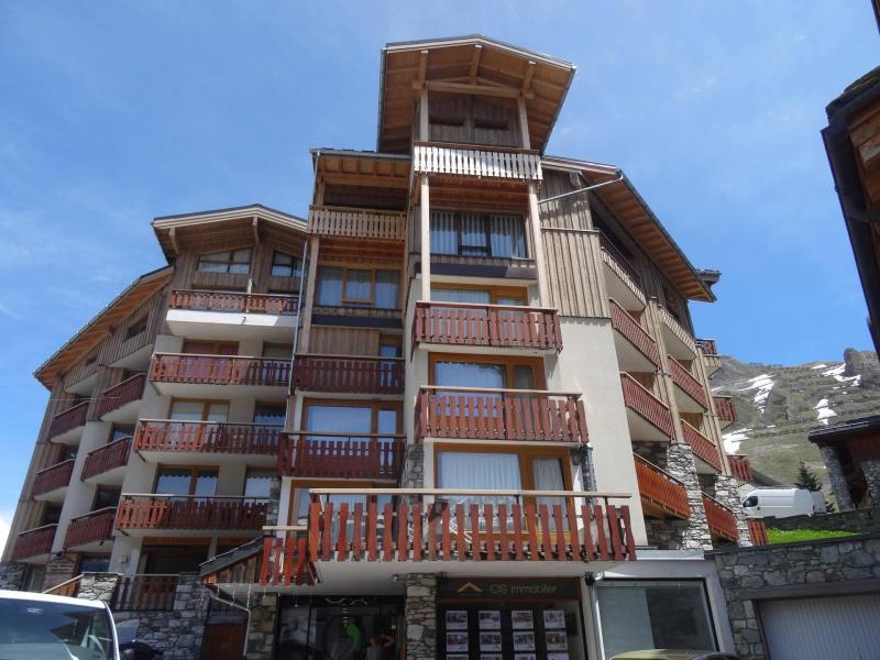 Vacances en montagne Résidence le Rosset - Tignes - Extérieur été