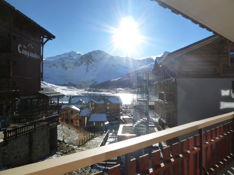Vacances en montagne Résidence le Rosset - Tignes