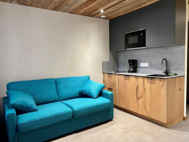 Vacances en montagne Studio 4 personnes (106) - Résidence le Rosset - Tignes