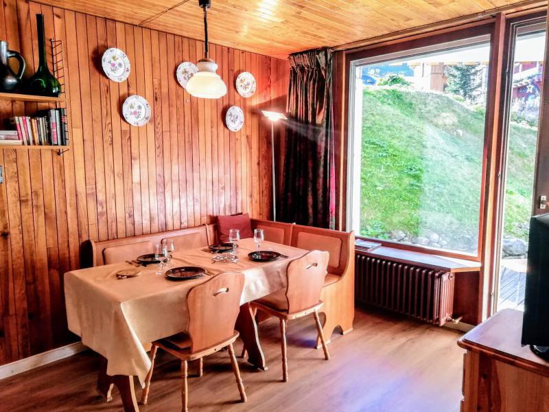 Vacances en montagne Appartement 2 pièces 4 personnes (103) - Résidence le Rosset - Tignes - Salle à manger