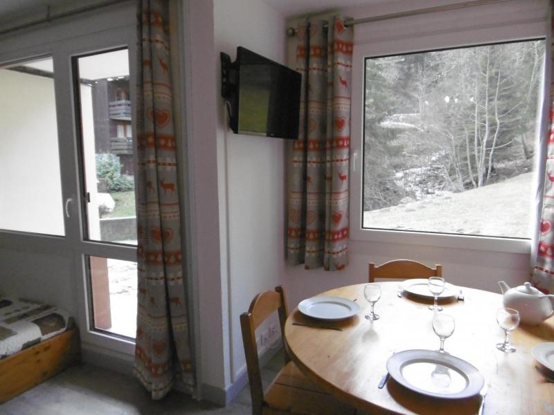 Urlaub in den Bergen 2-Zimmer-Appartment für 5 Personen (010) - Résidence le Ruisseau G - Valmorel - Unterkunft