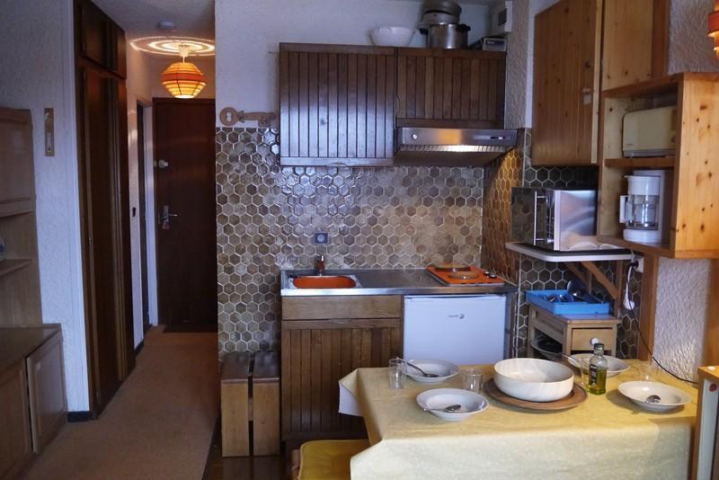 Vacances en montagne Studio 3 personnes (510) - Résidence le Ruitor - Méribel-Mottaret