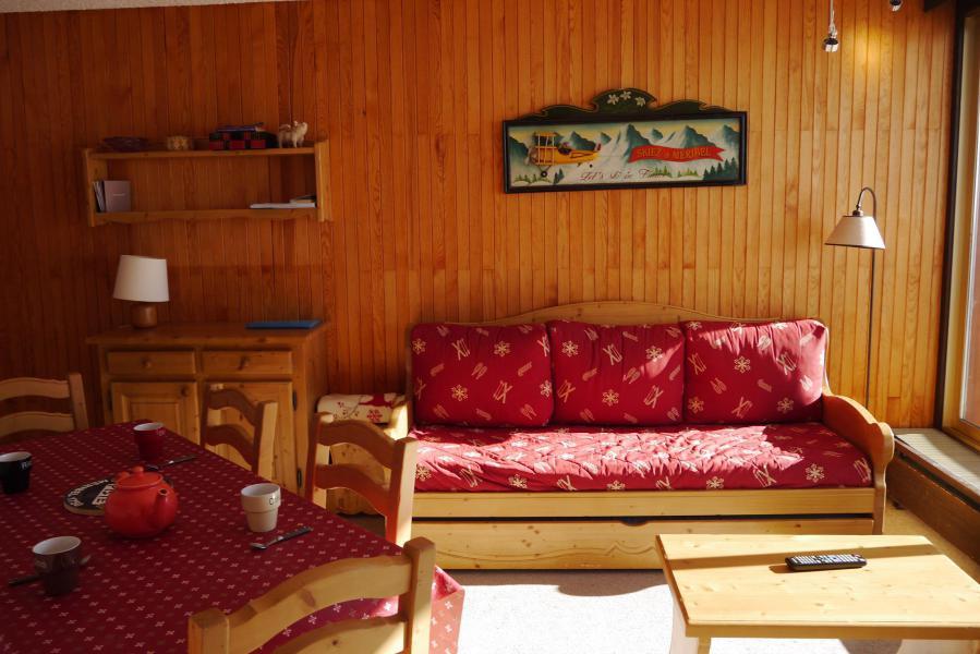 Vacaciones en montaña Apartamento 2 piezas para 5 personas (401) - Résidence le Ruitor - Méribel-Mottaret