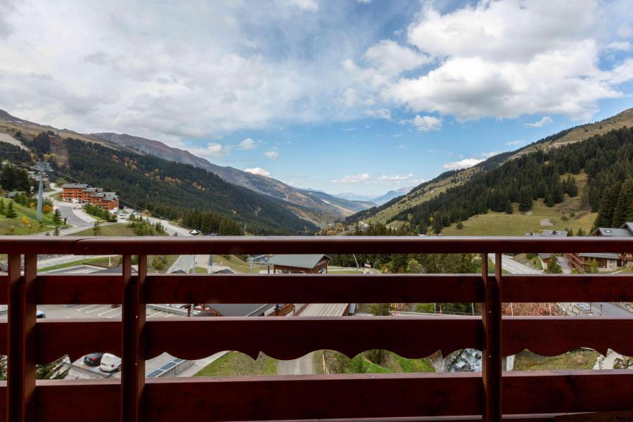 Vacances en montagne Studio 2 personnes (610) - Résidence le Ruitor - Méribel-Mottaret