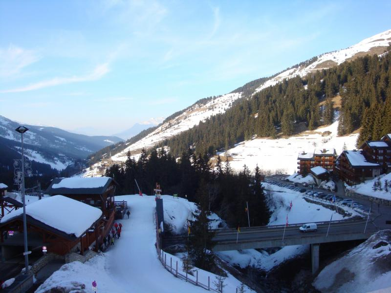 Vacances en montagne Studio 2 personnes (412) - Résidence le Ruitor - Méribel-Mottaret