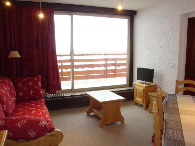 Vacances en montagne Appartement 2 pièces 5 personnes (401) - Résidence le Ruitor - Méribel-Mottaret - Table