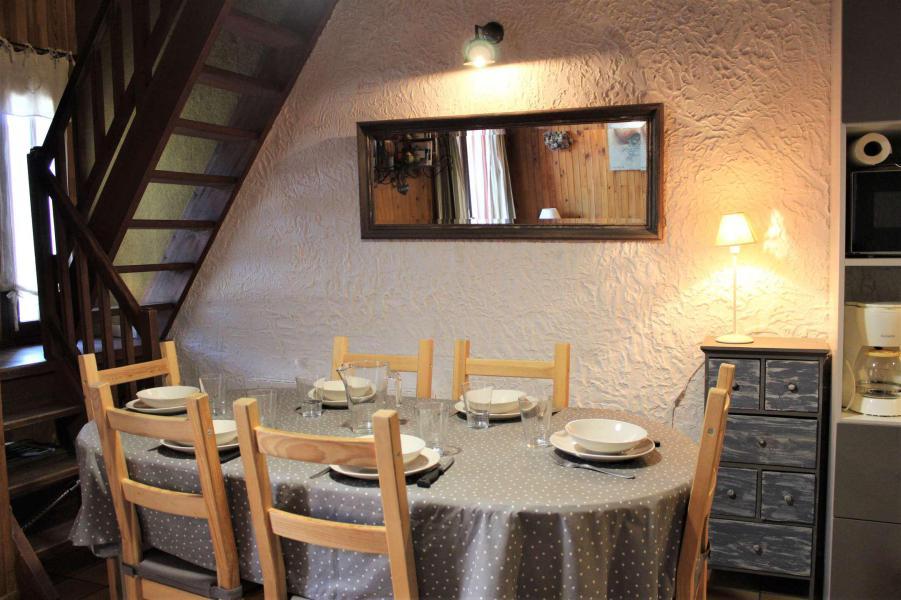 Wakacje w górach Apartament duplex 3 pokojowy 6 osób (010) - Résidence le Sandrina - Vars - Kabina