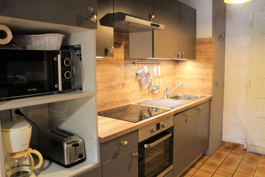 Wakacje w górach Apartament duplex 3 pokojowy 6 osób (010) - Résidence le Sandrina - Vars - Łazienka