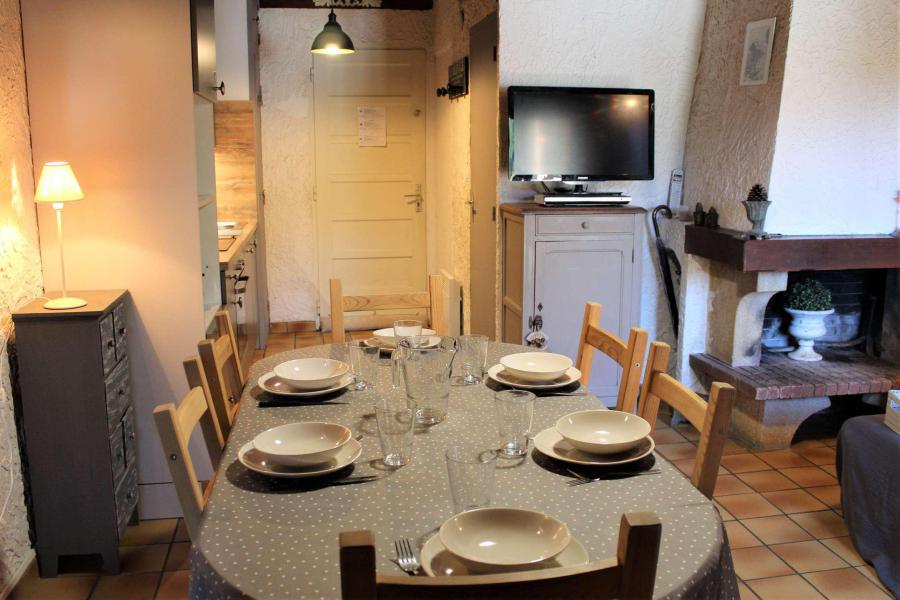 Wakacje w górach Apartament duplex 3 pokojowy 6 osób (010) - Résidence le Sandrina - Vars - Pokój