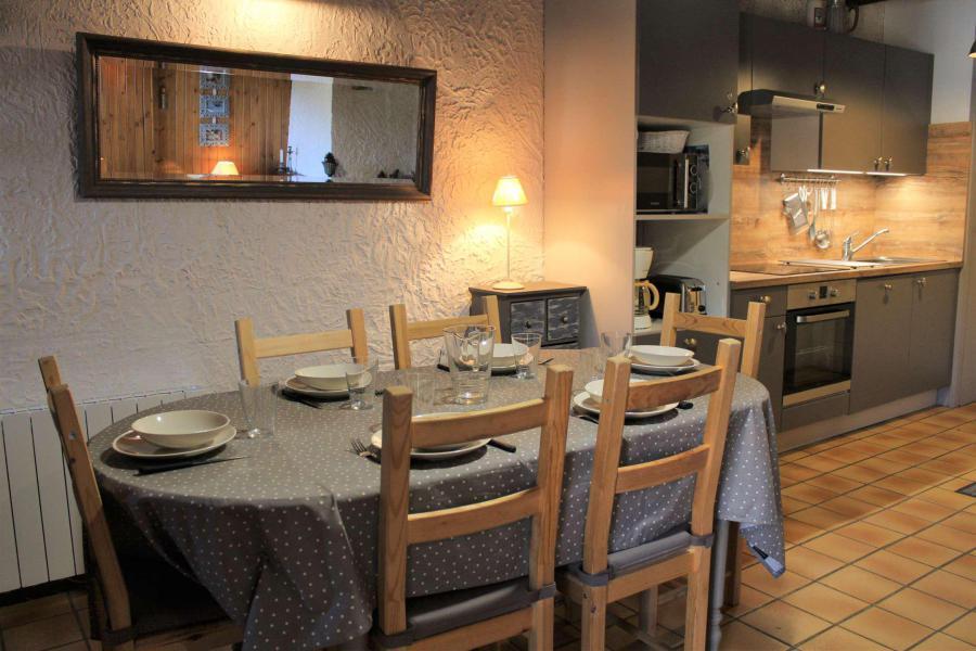 Wakacje w górach Apartament duplex 3 pokojowy 6 osób (010) - Résidence le Sandrina - Vars - Pokój gościnny