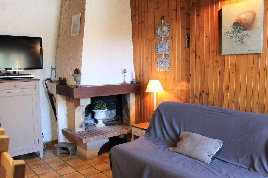 Wakacje w górach Apartament duplex 3 pokojowy 6 osób (010) - Résidence le Sandrina - Vars - Stołem