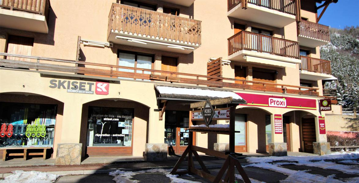 Holiday in mountain resort 2 room apartment 6 people (99) - Résidence le Santolina - Serre Chevalier