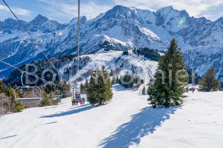 Holiday in mountain resort Résidence le Saphir - Saint Gervais