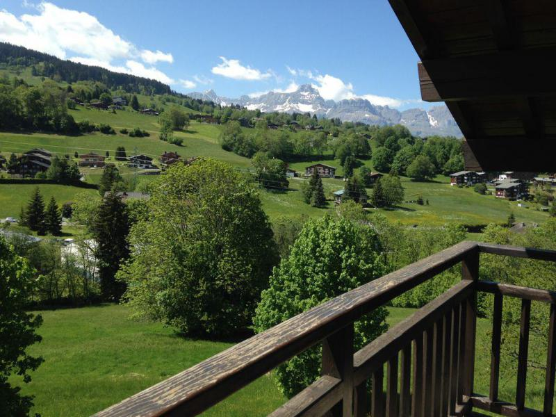 Holiday in mountain resort Studio 4 people (650) - Résidence le Sapin A - Combloux