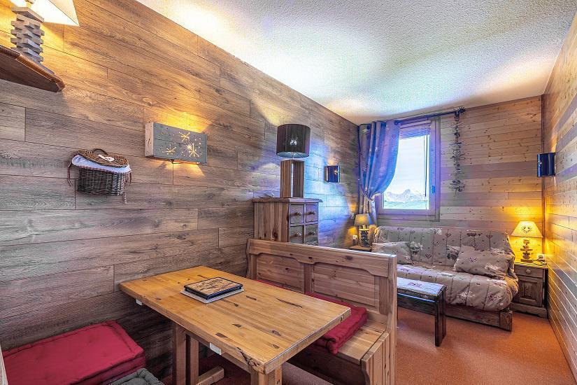 Wakacje w górach Studio 4 osoby (019) - Résidence le Sapporo - La Plagne - Zakwaterowanie