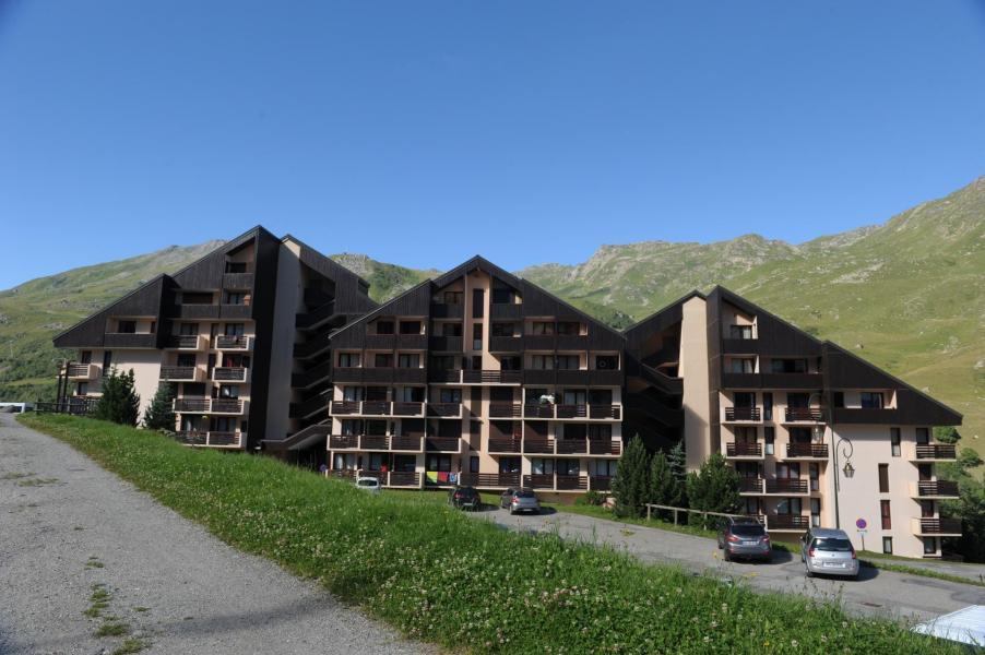Vacances en montagne Résidence le Sarvan - Les Menuires