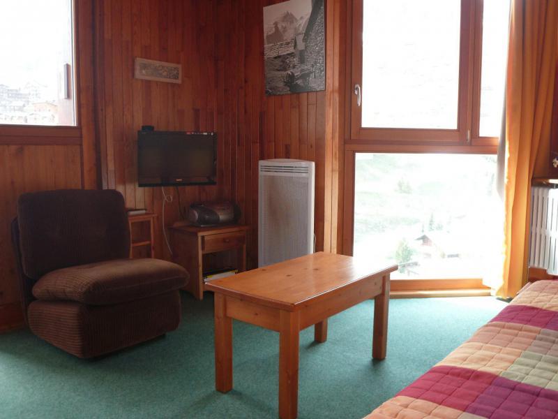 Vacances en montagne Appartement 2 pièces 4 personnes (004) - Résidence le Savoy - Tignes - Logement