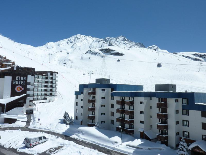 Vakantie in de bergen Studio 4 personen (406) - Résidence le Schuss - Val Thorens