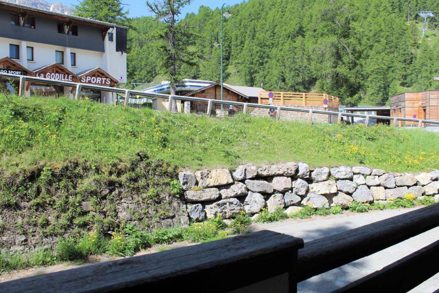 Wakacje w górach Studio z alkową 4 osoby (003) - Résidence le Schuss - Vars - Na zewnątrz latem