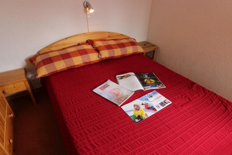 Vacances en montagne Appartement 2 pièces 6 personnes (205) - Résidence le Schuss - Val Thorens - Lit simple