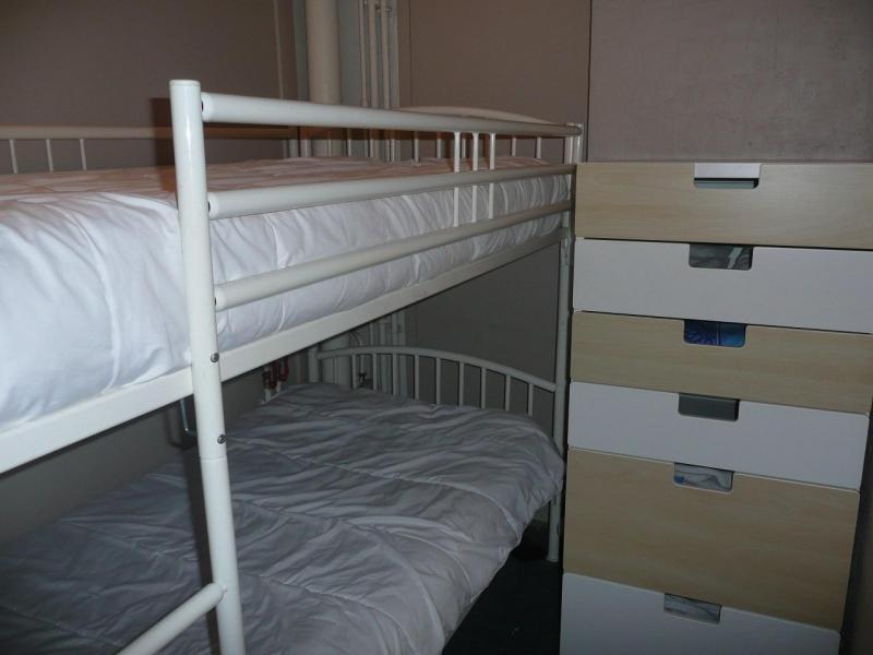 Wakacje w górach Studio z alkową 4 osoby (003) - Résidence le Schuss - Vars - Łóżkami piętrowymi