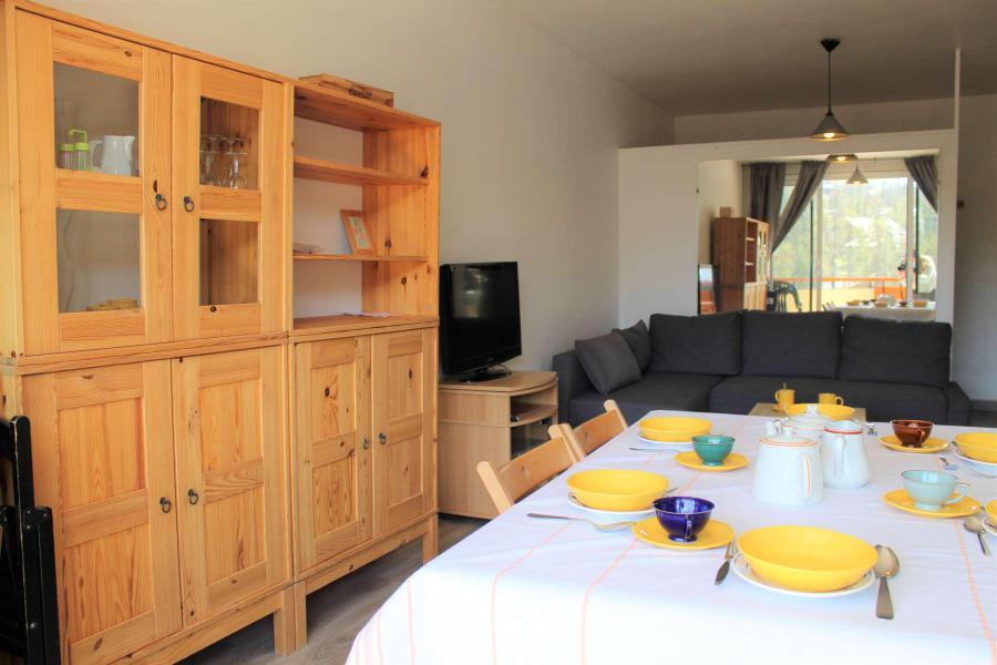 Vacaciones en montaña Apartamento 2 piezas para 6 personas (048) - Résidence le Seignon - Vars - Estancia