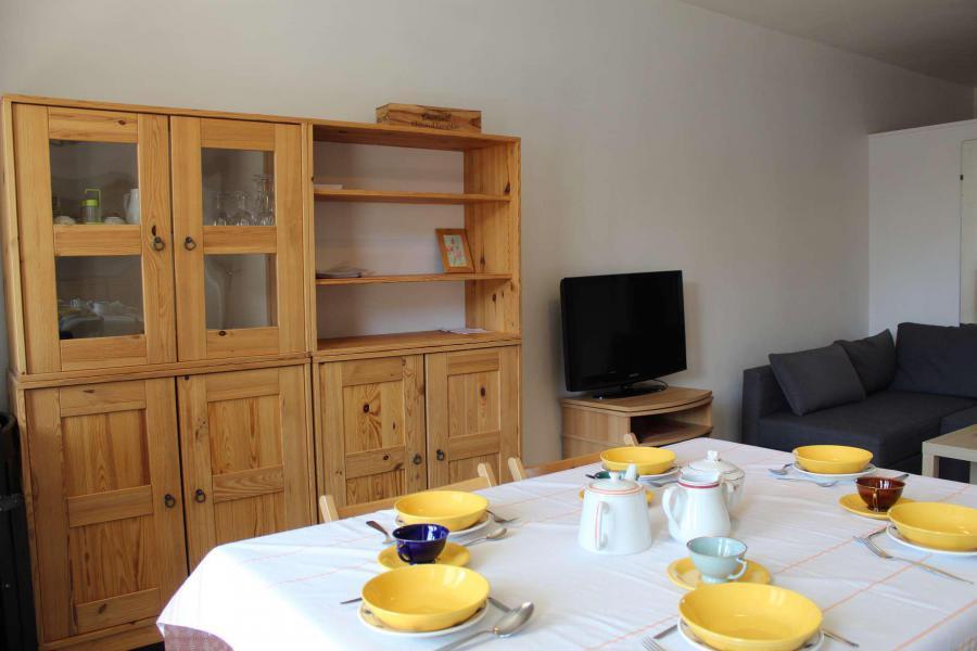 Vacaciones en montaña Apartamento 2 piezas para 6 personas (048) - Résidence le Seignon - Vars - Habitación