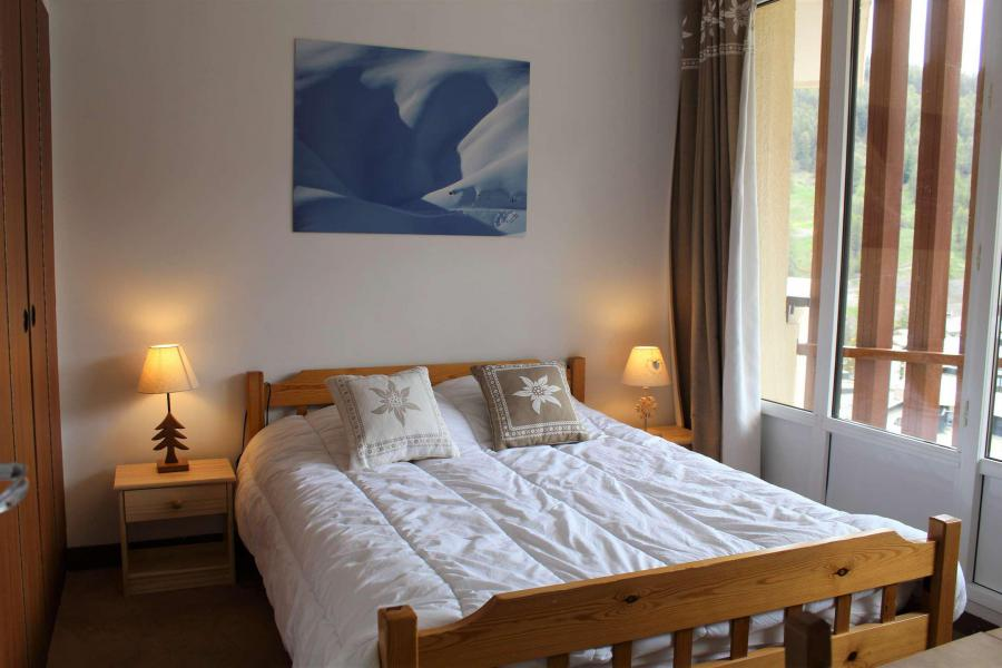 Vacaciones en montaña Apartamento 3 piezas para 8 personas (055) - Résidence le Seignon - Vars - Mesa